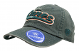 "Miami Hurricanes NCAA Top of the World ""Park"" Garment Washed Slouch Hat"
