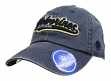 "Michigan Wolverines NCAA Top of the World ""Park"" Garment Washed Slouch Hat"