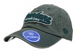 "Michigan State Spartans NCAA Top of the World ""Park"" Garment Washed Slouch Hat"