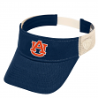 "Auburn Tigers NCAA Top of the World ""Sandstone"" Mesh Back Visor"