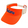 "Florida Gators NCAA Top of the World ""Sandstone"" Mesh Back Visor"