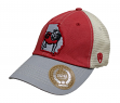 """Georgia Bulldogs NCAA Top of the World """"VC Offroad"""" Adjustable Mesh Back Hat"""