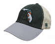 "Miami Hurricanes NCAA Top of the World ""VC Offroad"" Adjustable Mesh Back Hat"