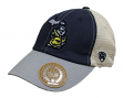 "Michigan Wolverines NCAA Top of the World ""VC Offroad"" Adjustable Mesh Back Hat"