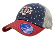 "Texas A&M Aggies NCAA Top of the World ""Freedom"" Adjustable Mesh Back Hat"