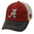 "Alabama Crimson Tide NCAA Top of the World ""Youth Offroad"" Mesh Back Hat"