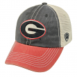 """Georgia Bulldogs NCAA Top of the World """"Youth Offroad"""" Mesh Back Hat"""