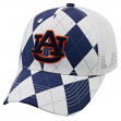 "Auburn Tigers NCAA Top of the World ""Get Loud"" Argyle & Mesh Back Hat"