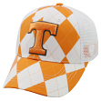 "Tennessee Volunteers NCAA Top of the World ""Get Loud"" Argyle & Mesh Back Hat"