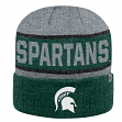"Michigan State Spartans NCAA Top of the World ""Below Zero 2"" Cuffed Knit Hat"