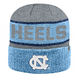 "North Carolina Tarheels NCAA Top of the World ""Below Zero 2"" Cuffed Knit Hat"