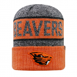 "Oregon State Beavers NCAA Top of the World ""Below Zero 2"" Cuffed Knit Hat"