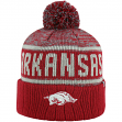 "Arkansas Razorbacks NCAA Top of the World ""Acid Rain 2"" Cuffed Knit Hat"