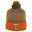 "Tennessee Volunteers NCAA Top of the World ""Acid Rain 2"" Cuffed Knit Hat"