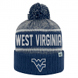 "West Virginia Mountaineers NCAA Top of the World ""Acid Rain 2"" Cuffed Knit Hat"