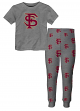 Florida State Seminoles Toddler NCAA Game Winner Pajama T-shirt & Sleep Pant Set