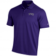 "TCU Horned Frogs Under Armour NCAA ""Long Run"" Men's Performance Polo Shirt"