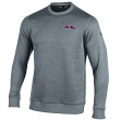 Mississippi Ole Miss Rebels Under Armour NCAA Storm Men's Fleece Crew Sweatshirt