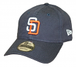 "San Diego Padres New Era 9Twenty MLB ""Throw Back the Clock"" Adjustable Hat"