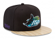 "Tampa Bay Rays New Era 9FIFTY MLB Cooperstown ""1987 Topps"" Snapback Hat"