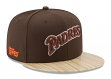 "San Diego Padres New Era 9FIFTY MLB Cooperstown ""1987 Topps"" Snapback Hat"