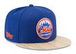 """New York Mets New Era 9FIFTY MLB Cooperstown """"1987 Topps"""" Snapback Hat"""