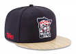 "Minnesota Twins New Era 9FIFTY MLB Cooperstown ""1987 Topps"" Snapback Hat"