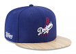 """Los Angeles Dodgers New Era 9FIFTY MLB Cooperstown """"1987 Topps"""" Snapback Hat"""