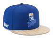 "Kansas City Royals New Era 9FIFTY MLB Cooperstown ""1987 Topps"" Snapback Hat"