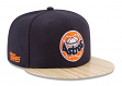 """Houston Astros New Era 9FIFTY MLB Cooperstown """"1987 Topps"""" Snapback Hat"""