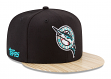 "Florida Marlins New Era 9FIFTY MLB Cooperstown ""1987 Topps"" Snapback Hat"