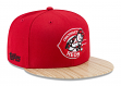 "Cincinnati Reds New Era 9FIFTY MLB Cooperstown ""1987 Topps"" Snapback Hat"