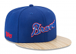 "Atlanta Braves New Era 9FIFTY MLB Cooperstown ""1987 Topps"" Snapback Hat"