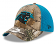 "Carolina Panthers New Era NFL 39THIRTY ""Realtree Neo"" Flex Fit Hat"