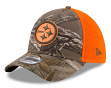 "Pittsburgh Steelers New Era NFL 39THIRTY ""Realtree Flourescent"" Flex Fit Hat"
