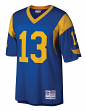 Kurt Warner St. Louis Rams NFL Mitchell & Ness Throwback Premier Jersey