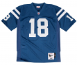 Peyton Manning Indianapolis Colts Mitchell & Ness Authentic 1993 Blue NFL Jersey