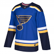 St. Louis Blues Adidas NHL Men's Climalite Authentic Team Hockey Jersey