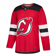 New Jersey Devils Adidas NHL Men's Climalite Authentic Team Hockey Jersey