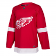 Detroit Red Wings Adidas NHL Men's Climalite Authentic Team Hockey Jersey