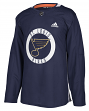 St. Louis Blues Adidas NHL Men's Climalite Authentic Practice Jersey