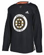 Boston Bruins Adidas NHL Men's Climalite Authentic Practice Jersey