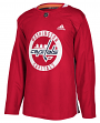 Washington Capitals Adidas NHL Men's Climalite Authentic Practice Jersey