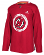 New Jersey Devils Adidas NHL Men's Climalite Authentic Practice Jersey