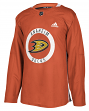 Anaheim Ducks Adidas NHL Men's Climalite Authentic Practice Jersey