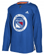 New York Rangers Adidas NHL Men's Climalite Authentic Practice Jersey