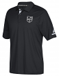 Los Angeles Kings Adidas NHL Men's 2017 Authentic Locker Room Polo Shirt