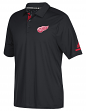 Detroit Red Wings Adidas NHL Men's 2017 Authentic Locker Room Polo Shirt