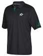 Dallas Stars Adidas NHL Men's 2017 Authentic Locker Room Polo Shirt