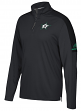 Dallas Stars Adidas NHL Men's 2017 Authentic Pro 1/4 Zip Wind Shirt
